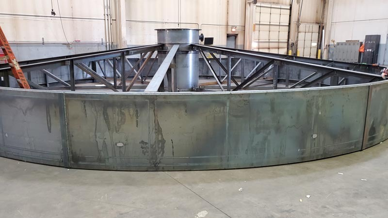 Digester Cover 2
