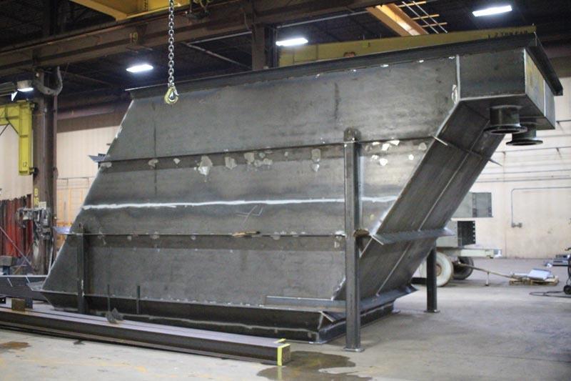 Inclined Plate Clarifier 2